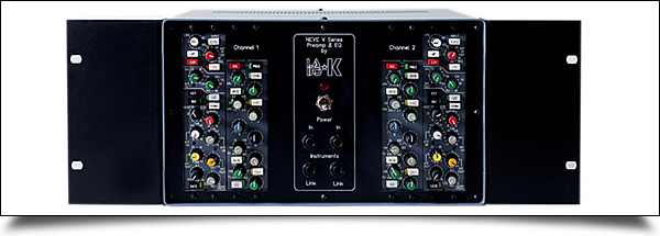 Rack Neve VR option deux DI by Labo ★ K Effects