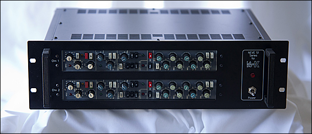 Rack Neve 51 by Labo K Effects