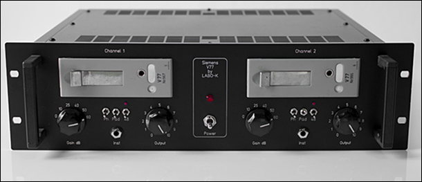 Rack Siemens V77 by Labo K Effects